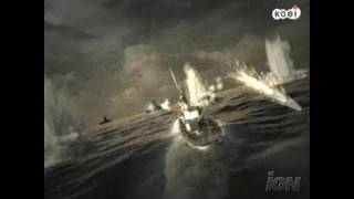 Warship Gunner 2 PlayStation 2 Trailer - Cinematic Trailer