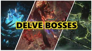 [PoE] Stream Highlights #440 - Delve bosses