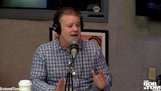 Comedian Greg Warren Is Allergic To Kitty Cats
