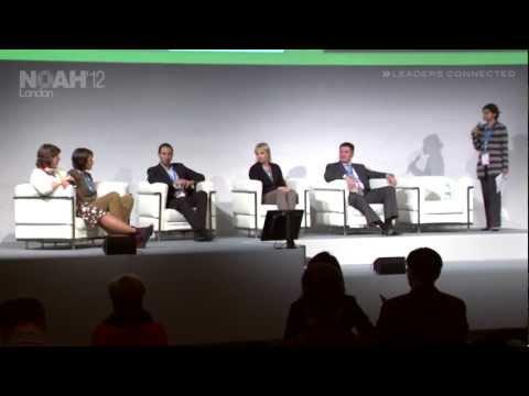 NOAH12 London - Internet in Russia, Panel
