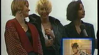 Bananarama - Love in the First Degree (JPTV 1988)