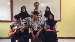 SBK | XI IPA 3 Aransemen lagu barat Kelompok 1
