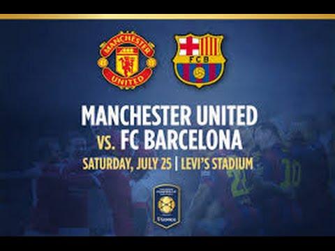 Manchester United Vs Barcelona Preview