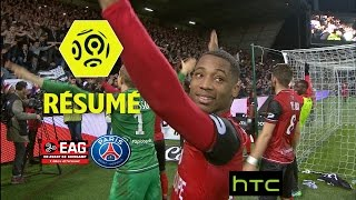 EA Guingamp - Paris Saint-Germain (2-1)  - Résumé - (EAG - PARIS) / 2016-17