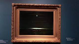 Смотреть видео Выставка Архипа Куинджи. Третьяковка, 2018 онлайн