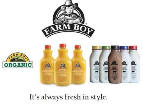 Farm Boy Commercial: Organic