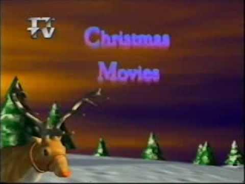 Christmas on ITV Tyne Tees 1995 films trailer
