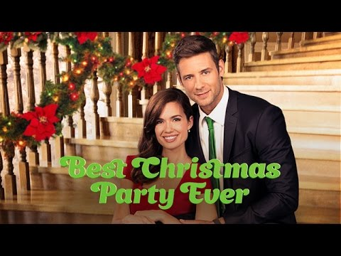 Best Christmas Party Ever  Stars Torrey DeVitto, Steve Lund and Linda Thorson