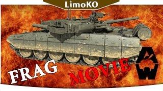 Armored Warfare Проект Армата Fragmovie;cinema