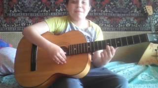 Весёлая музыка на гитаре