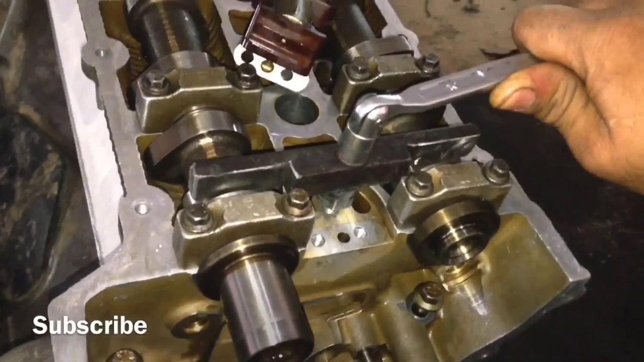 Range Rover 2006 Engine Timing Chain Installation Youtube