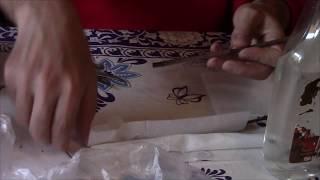 Inmultire iasomie prin metoda Burrito.Increase jasmine through the Burrito method.