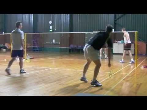 Guernsey Badminton 2012 - MD SF