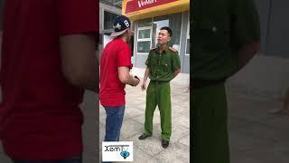 Việt Kiều DẮT CHÓ TÈ BẬY TRONG CÔNG VIÊN CHUNG CƯ Skyline Q.7,CHỬI BỚI, ĐÒI ĐÁNH BẢO VỆ