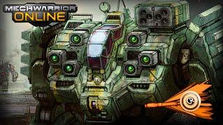 Mechwarrior Online - Battlemaster Gameplay