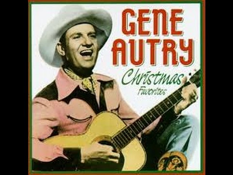 An Old Fashioned Tree song of Christmas by singing cowboy Gene Autry mp3