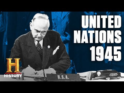 The United Nations Is Created | Flashback | History