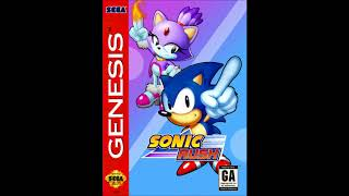 Right There, Ride On - Sonic Rush Genesis Remix