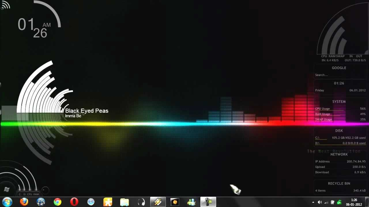 Lagu Cool Equalizer, Animated, Multi Color, 4 Version mp3 download ...