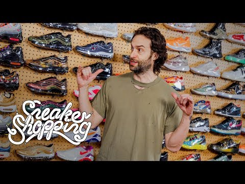 Chris D&39;Elia Goes Sneaker Shopping With Complex