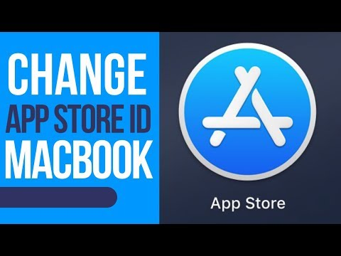 How To Change App Store ID On MacBook | MacBook Pro | MacBook Air