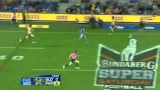 NRL 2011 Round 26 Highlights: Titans V Eels