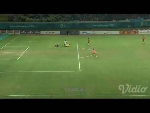 Malaysia 2-1 South Korea - Highlight & Goal - Asian Games 2018