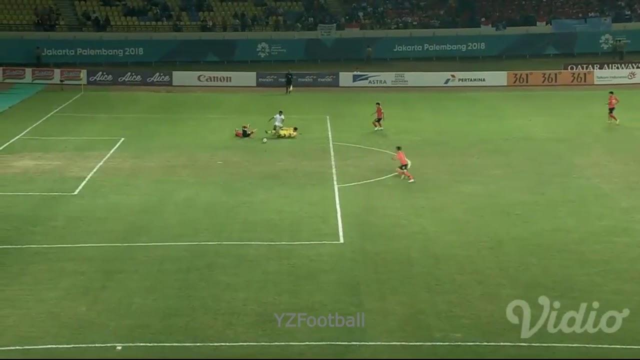 Malaysia 2 1 South Korea Highlight Goal Asian Games 2018 Youtube