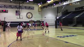 Salena Jones 2018 Volleyball Highlights
