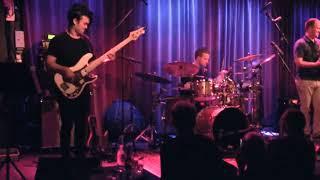 Behind the moon - Jonathan Lundberg Band, Live @ Fasching Jazz Club
