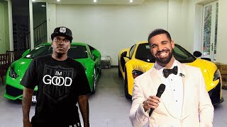 The Rich Life Of Drake and Pusha T 2018 thumbnail