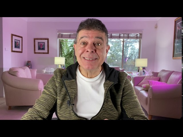 Devotional with John Iuliano. 25.07.20.