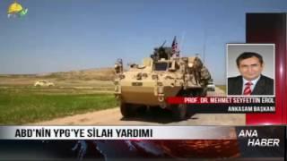 ANKASAM Başkanı Mehmet Seyfettin Erol tel bağlantı