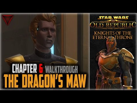 SWTOR Knights of the Eternal Throne ► Chapter 6: The Dragon's Maw | DARK SIDE Walkthrough