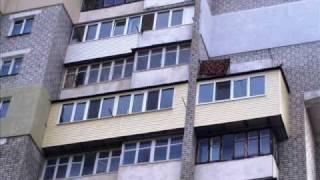 АТЛАНТ ремонт балконов,расширение балконов,утепление балконов(фото более 3000 балконов на http://remont.gcn.ua/, 2011-01-16T11:44:51.000Z)
