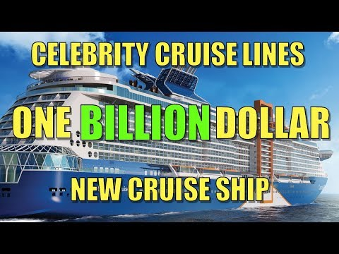 Celebrity Cruise Lines' Amazing Apex & Edge Tour!MUST SEE!