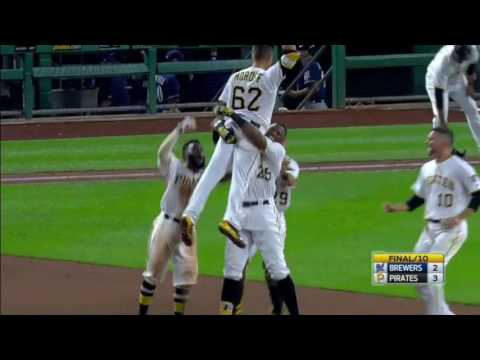 July 2017 MLB Walkoffs called by opposing/losing broadcasters