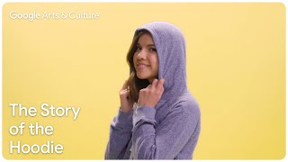 Ingrid Nilsen explains how has the hoodie become so trendy | #GoogleArts thumbnail