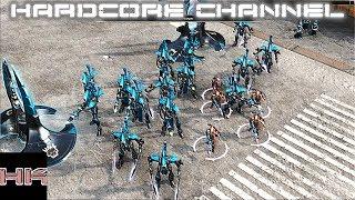 Warhammer 40,000: Dawn of War 3 - Multiplayer =13= Шатнул Крестоносца