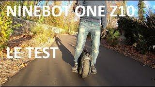 Ninebot One Z10 : le test pour tout savoir !