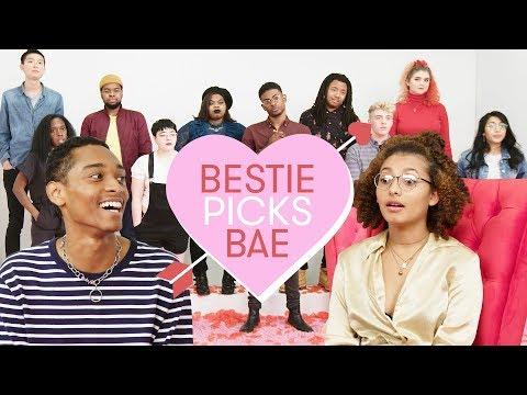 I Let My Ex Pick My Bae: Leighla | Bestie Picks Bae