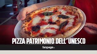 La pizza napoletana diventa Patrimonio dell'Unesco