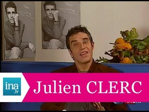 Julien Clerc fête ses 50 ans au Palais des Sports de Paris - Archive INA