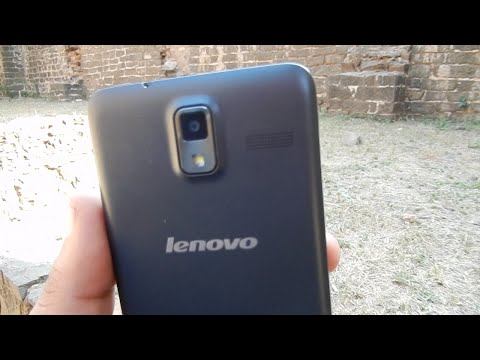 Lenovo S580 Camera Review