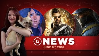 Loads Of Deus Ex Universe Details Drop & Watch Dogs 2 Detailed! - GS Daily news