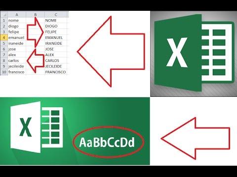 como-transformar-as-letras-de-minÚsculas-para-maiÚsculas-no-excel-1