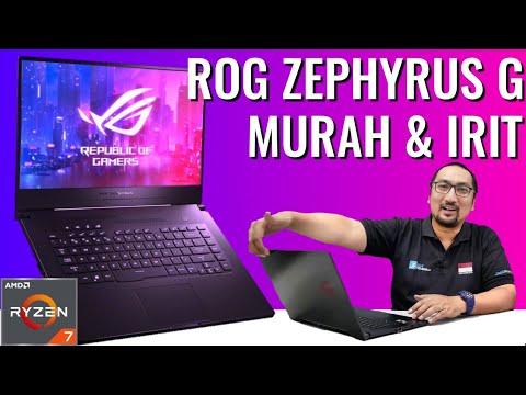 ROG Zephyrus Termurah, Irit Baterai: ASUS ROG Zephyrus G dengan ...