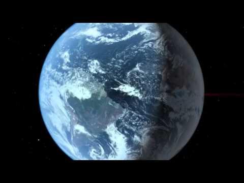Mit Lichtgeschwindigkeit durch Raum und Zeit