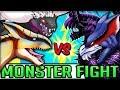 Flagship Monster Battle Royale - ULTIMATE TURF WAR - Monster Hunter World! (+My Top 5 VS Your Top 5)