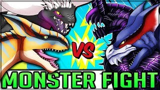 Flagship Monster Battle Royale - ULTIMATE TURF WAR - Monster Hunter World! (+My Top 5 VS Your Top 5)